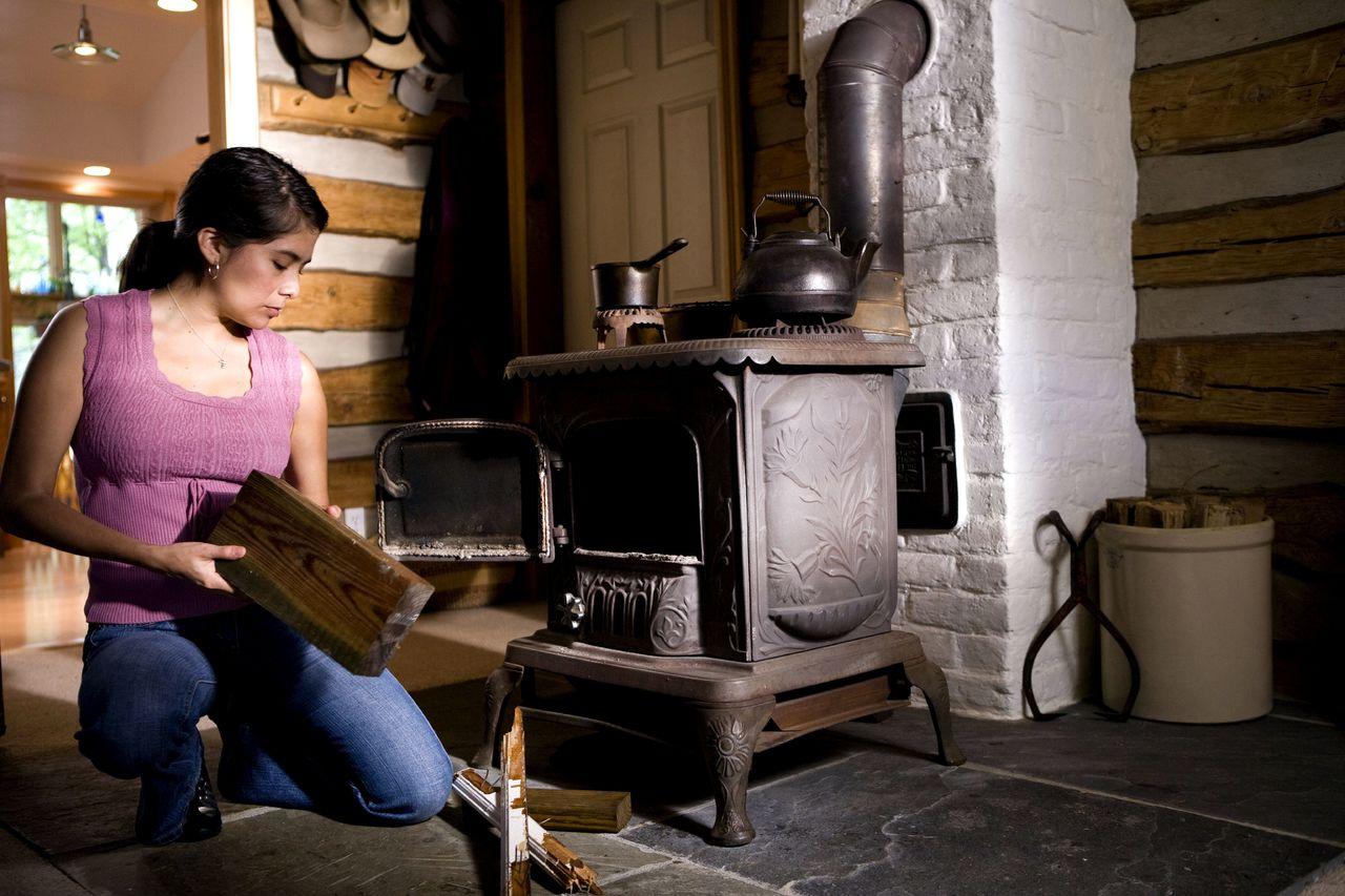 How to Clean and Maintain Your Wood Stove